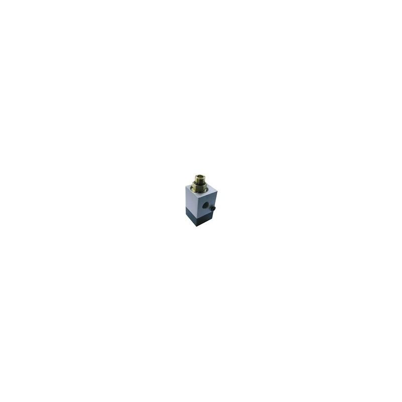 Valva de blocare bidirectionala cu comanda pneumatica G1/4
