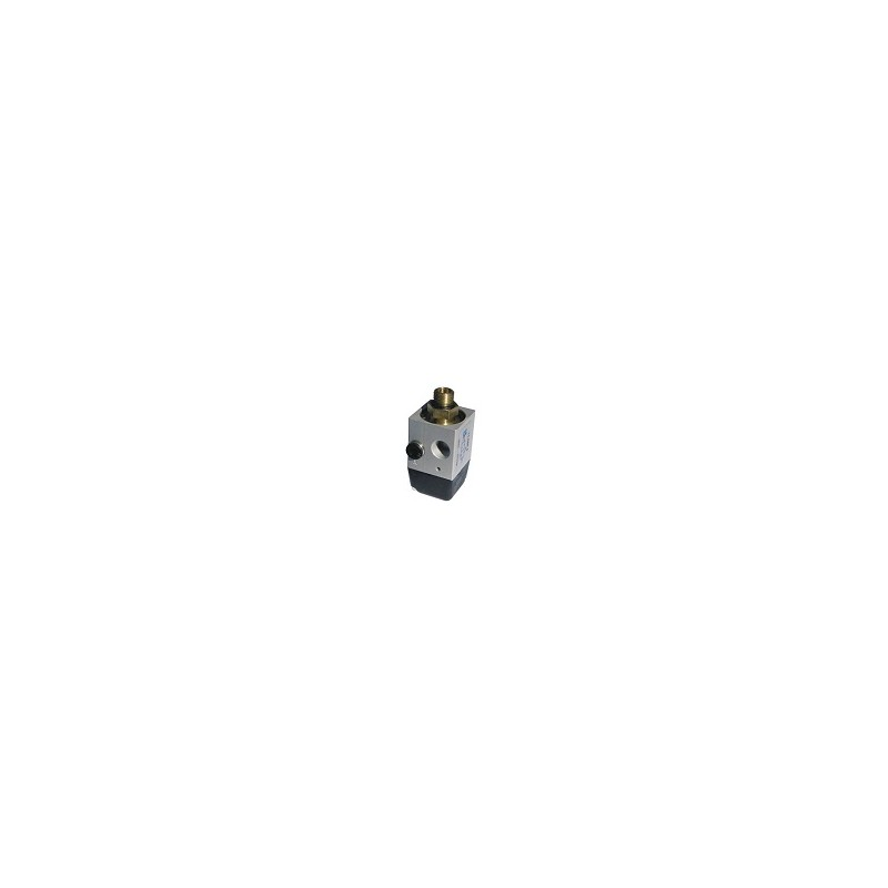Valva de blocare bidirectionala cu comanda pneumatica G1/8