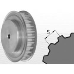 Roata dintata 27AT5 pentru curea cu latimea de 16 mm