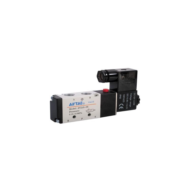 4V410 Distribuitor Monostabil Seria 400 Schema 5/2