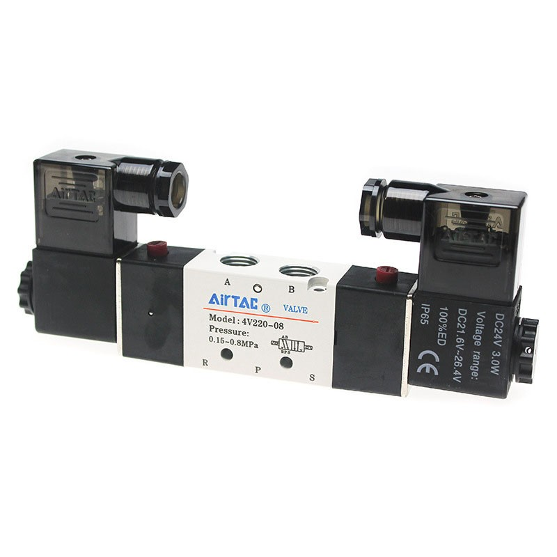 4V120 Distribuitor Bistabil Seria 100 Schema 5/2