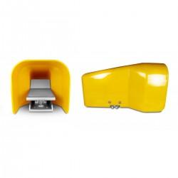 4F210 Pedala Pneumatica Schema 5/2 cu carcasa