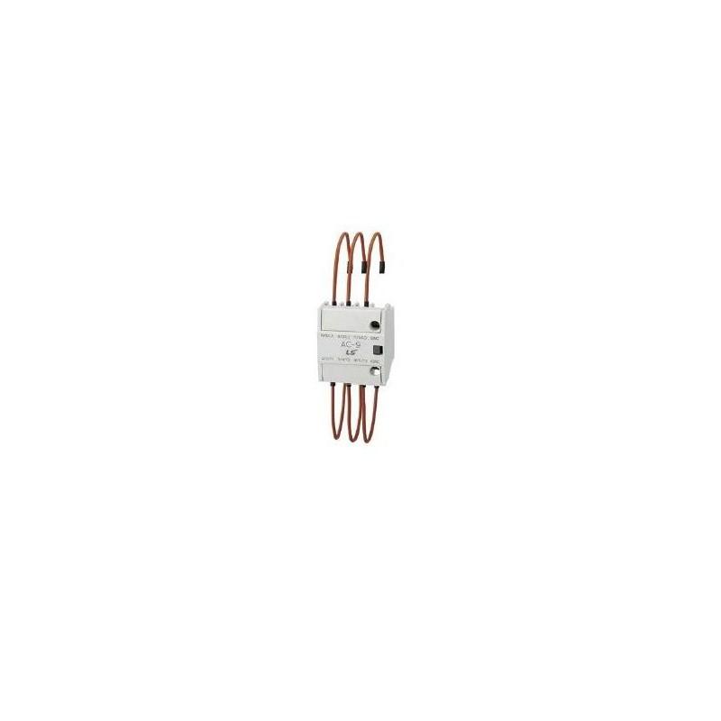Accesorii contactoare – Unitate capacitoare