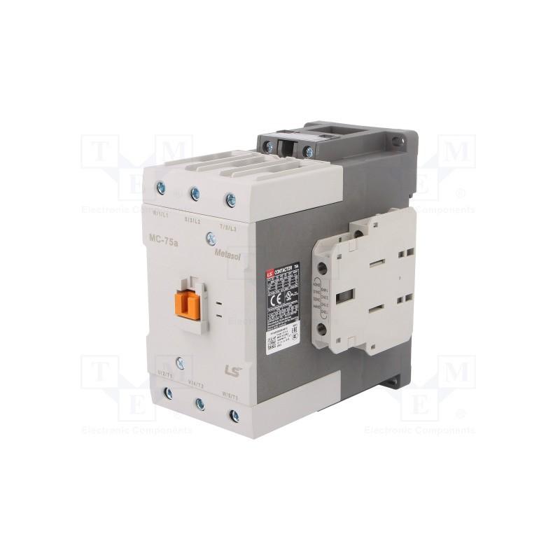 MC 75A Contactor LSIS