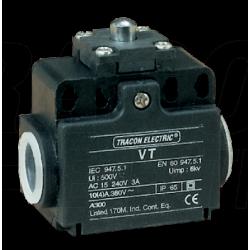 VT110 Limitator de cursă cu tampon conic