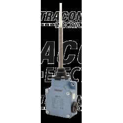 VM171 Limitator de cursă cu arc şi tijă (material plastic + oţel)
