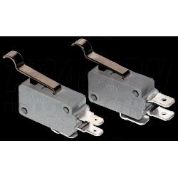 KW3-64 Microintrerupator cu tija curbata si arc