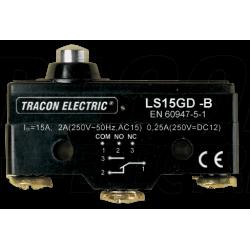 LS15GD-B Limitator de cursa cu tampon conic