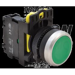NYK3-G Comutator simplu, verde