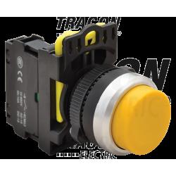 NYK3-HY Comutator in relief, galben