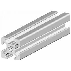 Profil de aluminiu 20x20 mm, canal 5 tip ITEM