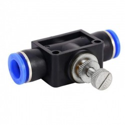 Regulator flux din polimer unidirectional - DP81
