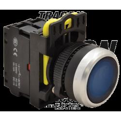 NYK3-L Comutator cu semnalizare luminoasă albastru
