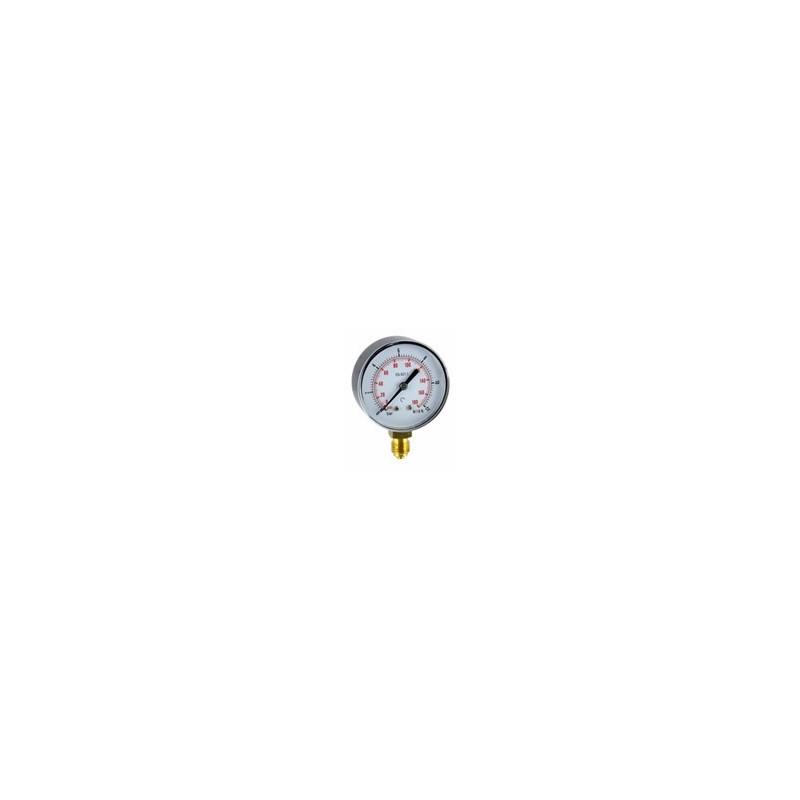 Manometru radial D40 filet G1/8 - MN654018