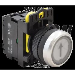 NYK3-PL Comutator inscripţionat cu semnalizare luminoasă