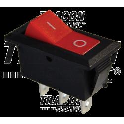 TES-22 Comutator pentru aparate, roşu