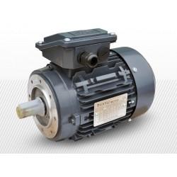 Motor 3f 1,1kW 1400rpm | TA 080S-4 B14 alu IE2