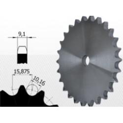 10B-3 Roata tripla dintata disc pentru lant
