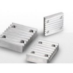 Placa aluminiu dintata