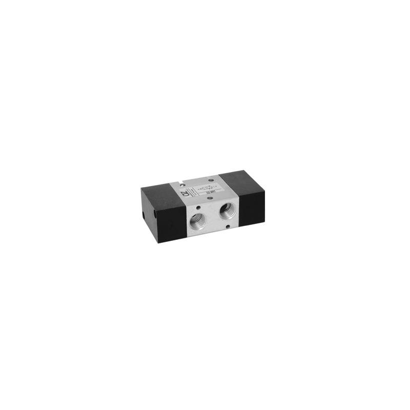 G1/4 Ventil 3/2, bistabil, actionat pneumatic, revenire arc intarit