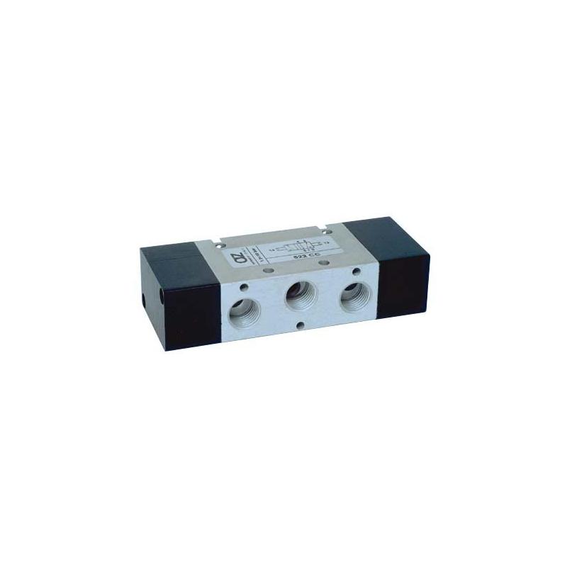 G1/4 Ventil 5/2, bistabil, actionat dublu pneumatic