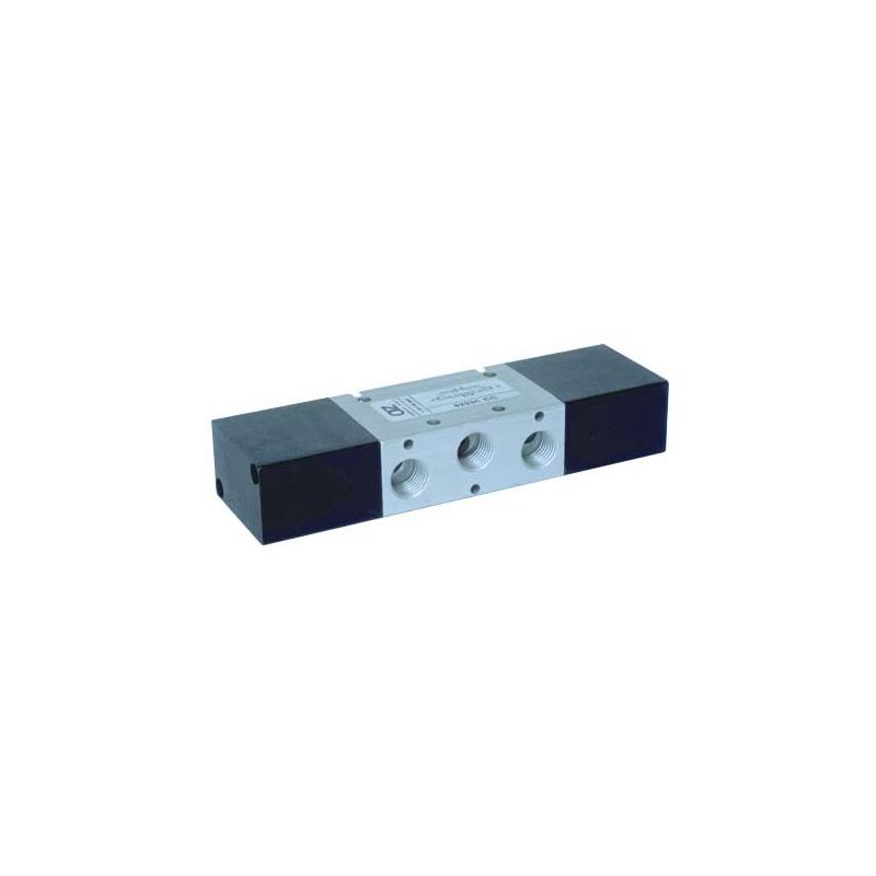 G1/4 Ventil 5/3, actionat pneumatic centrul sub presiune