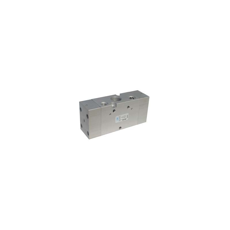 G1/2 Ventil 5/2, bistabil, actionat dublu pneumatic diferential