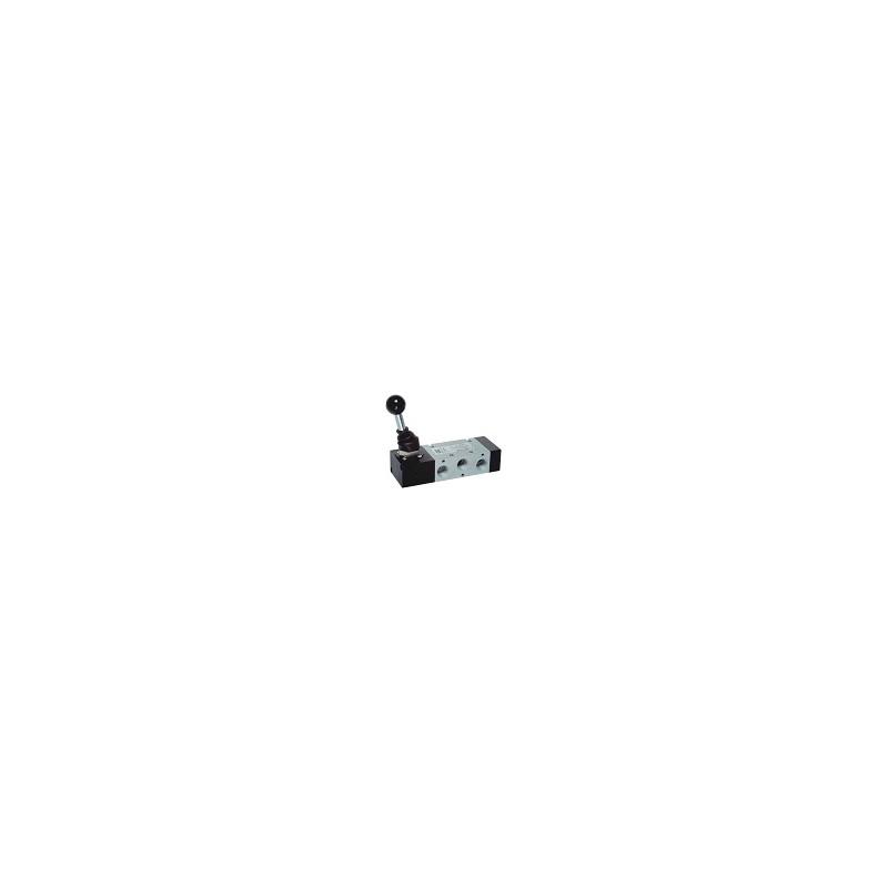 G1/4 Distribuitor bistabil, levier 90°