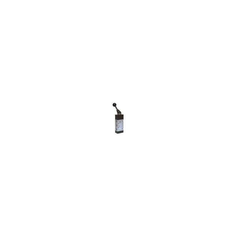 G1/4 Distribuitor levier in cap, bistabil
