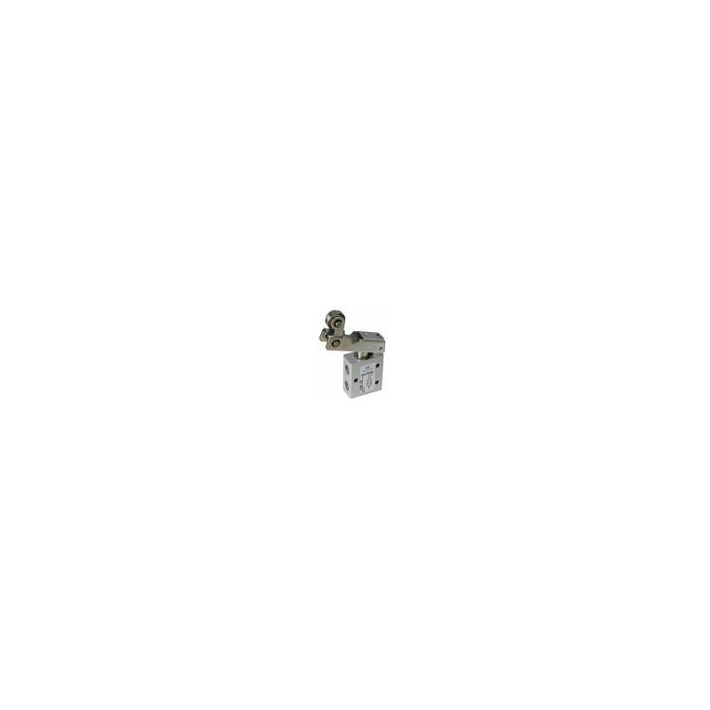 G1/8 Distribuitor cu rola, unidirectional, monostabil, revenire cu arc