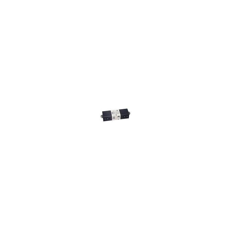 G1/8 22mm Distribuitor actionat mecanic, servopilotat, dublu buton