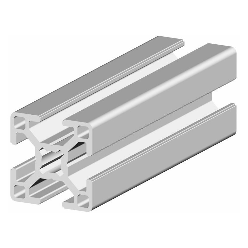 Profil de aluminiu 30x30 mm, canal 8 tip BOSCH
