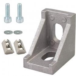 Set coltar pentru profiluri din aluminiu