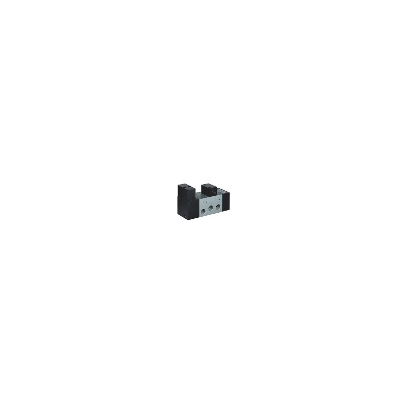 Oscilator comanda pneumatica cu repozitionare